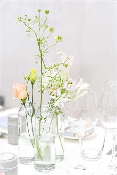Hochzeit Hotel Bad Bubendorf Hochzeitsdeko - Blumen