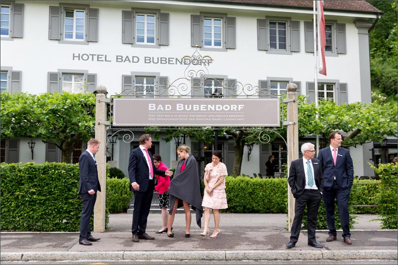 Hochzeit Hotel Bad Bubendorf