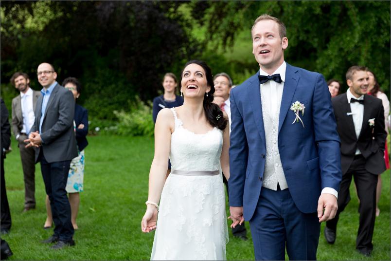 Apéro Basel - Merian Villa - Hochzeitsfotograf