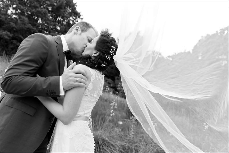 Merian Villa - Brautpaar Fotoshooting - Hochzeitsfotograf Basel