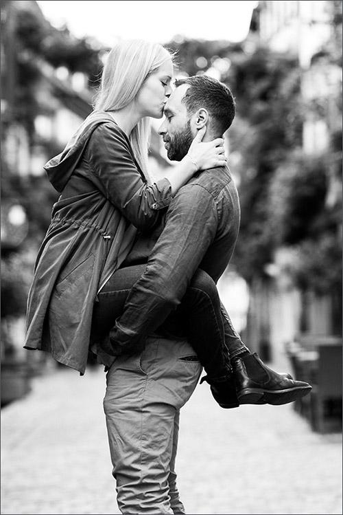 Buchungsanfrage Verlobungs Fotoshooting