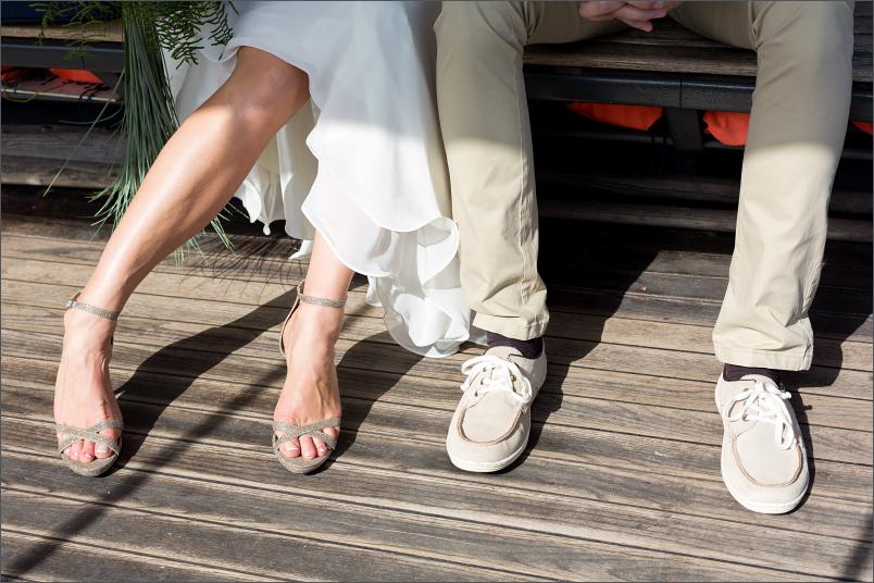 Hochzeit Fotoshooting Hochzeitsschuhe