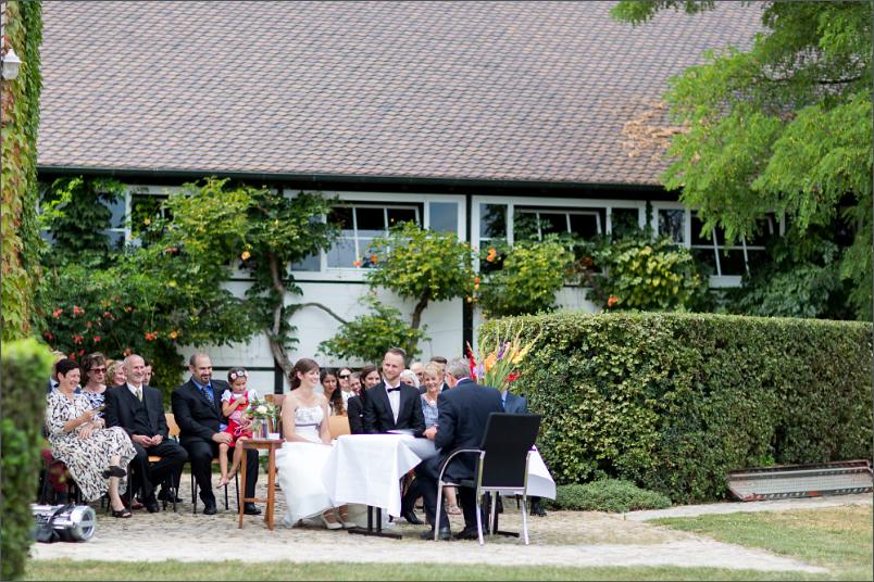 Hochzeitsfotograf Efringen-Kirchen - Standesamtliche Trauung in Mappach