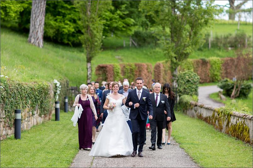 Hochzeitsfotograf Bad Bubendorf Hochzeitsgesellschaft