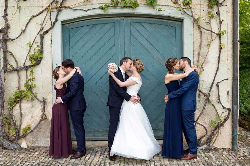 Hochzeitsfotograf Bad Bubendorf Trauzeugen