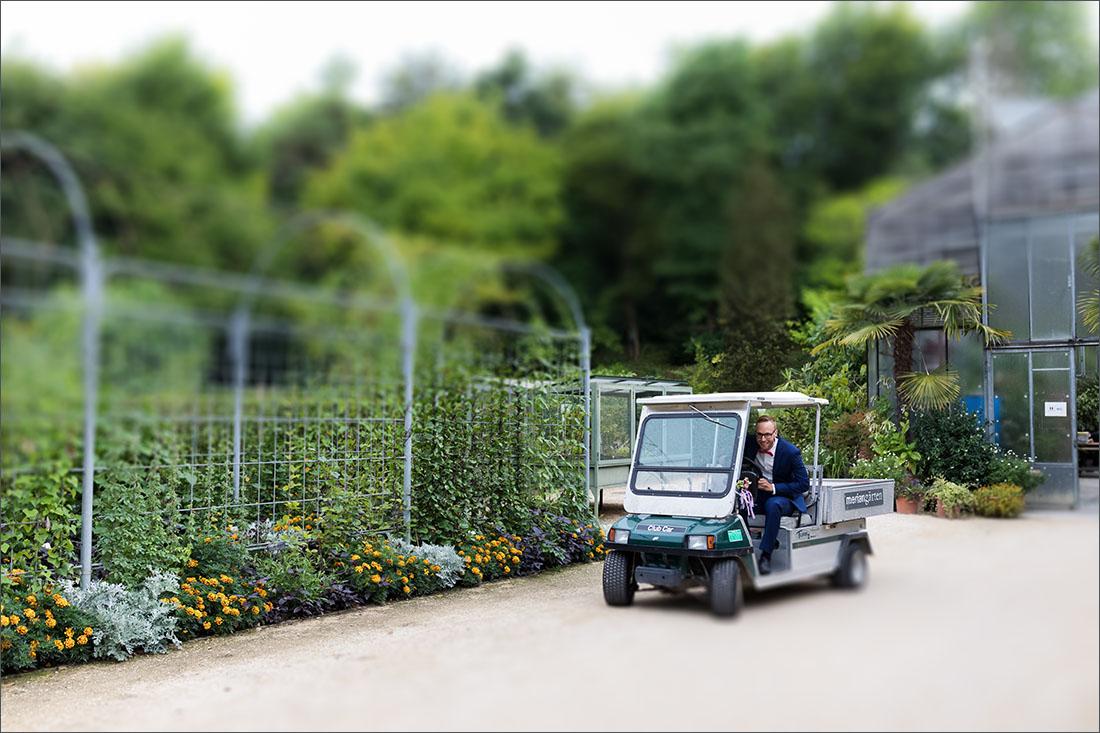Freie Trauung Merian Gärten Basel