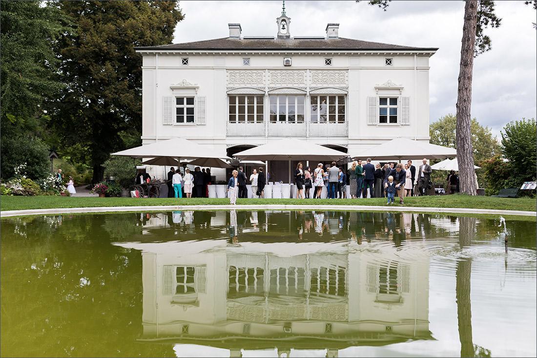 Apéro Villa Merian Basel