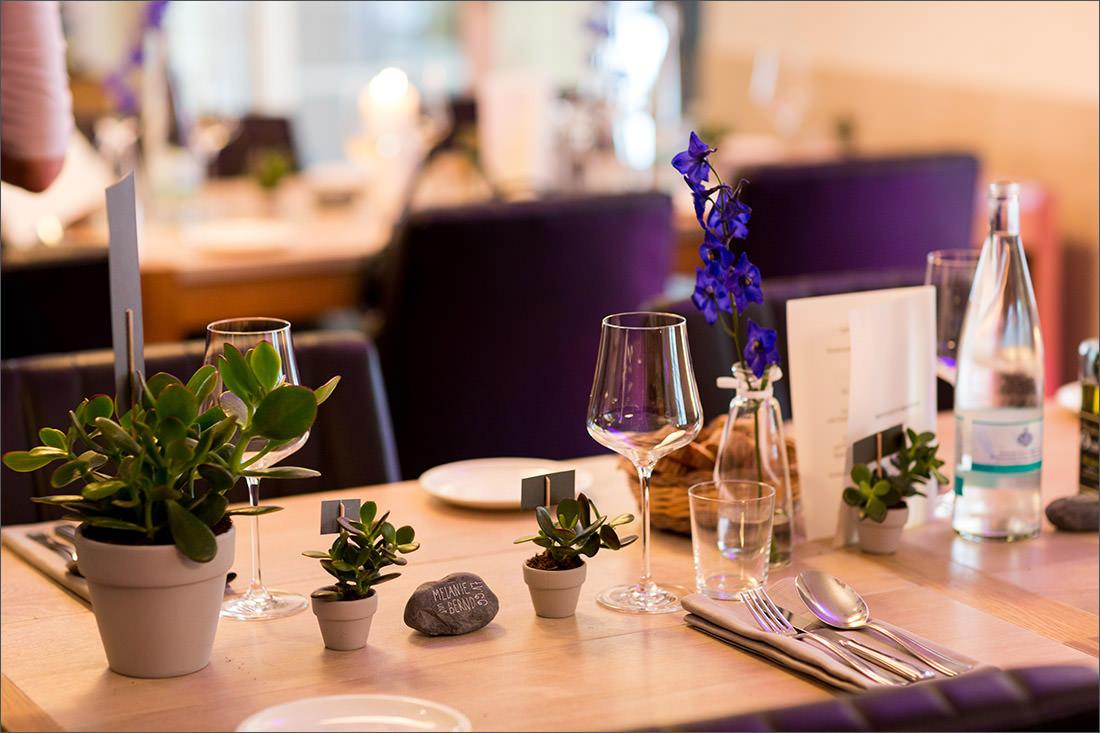 Hochzeitsfeier Restaurant Drei König Lörrach