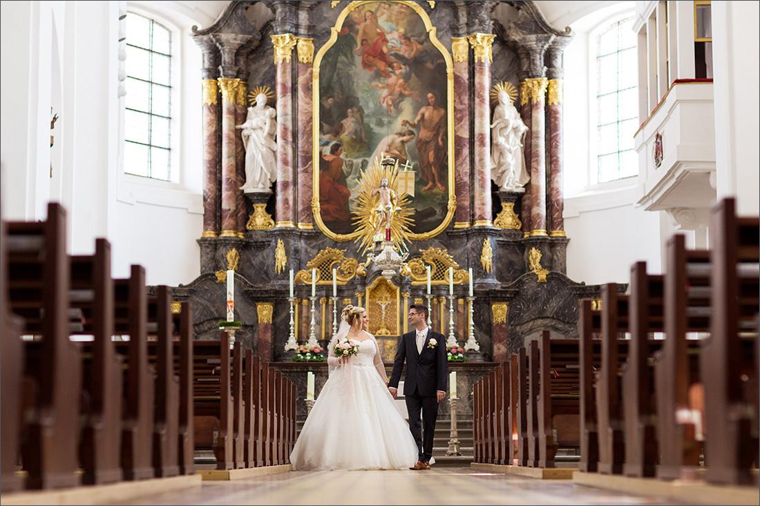 Kirche in Donaueschingen