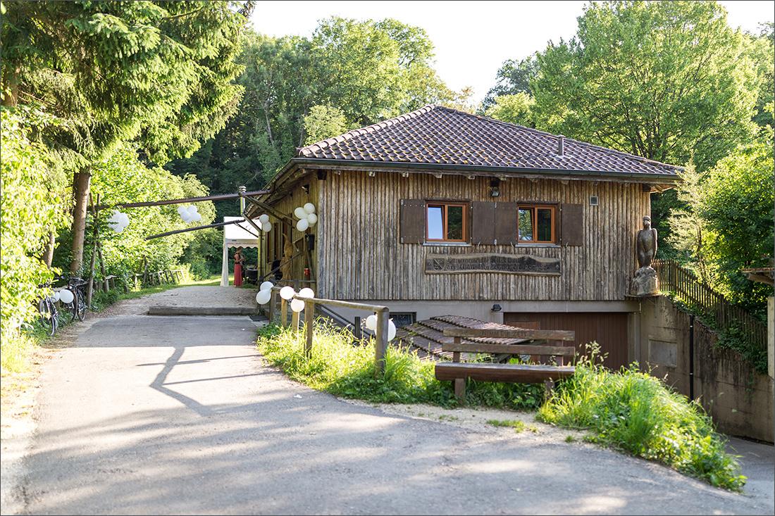 Hochzeit Forsthaus Allschwil
