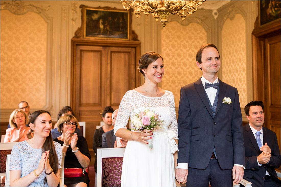 Zivil Hochzeit in Basel